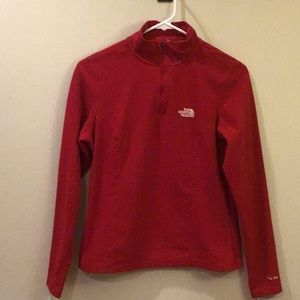 The North Face Quarter Zip Shirt